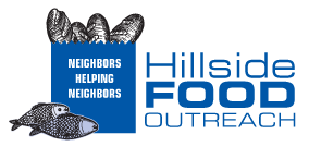 Hillside Food Outreach Logo
